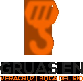 Gruas en puerto de Veracruz